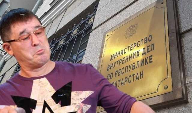 Аудиозаписи шантажа: как полиция Татарстана прикрывает звезду эстрады