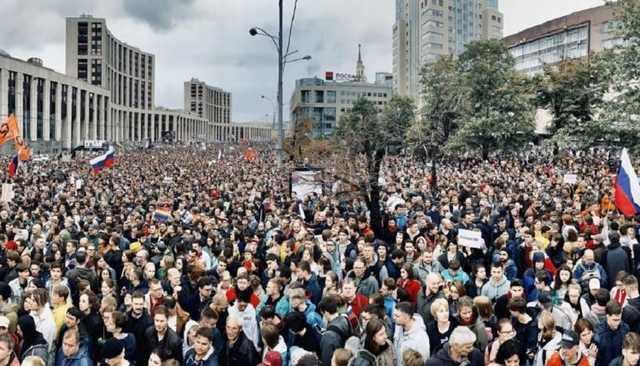 Оппозиция планирует очередную согласованную акцию в Москве на 17 августа