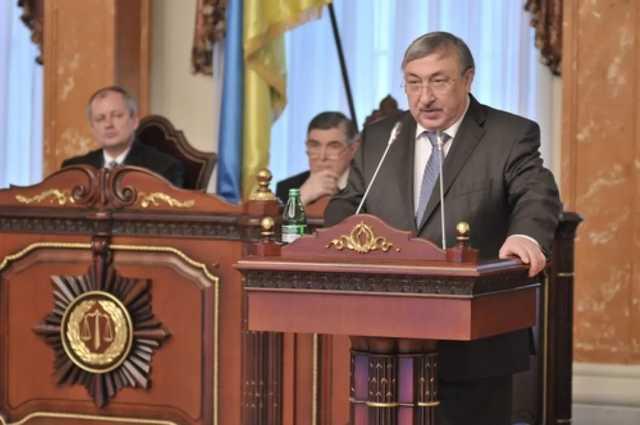 ГПУ просит ВСП разрешить задержание и арест экс-главы Высшего хозсуда Татькова