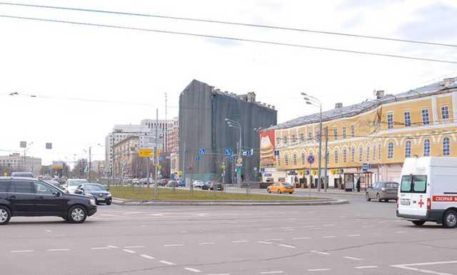 Московский таксист выстрелил в глаз пассажиру