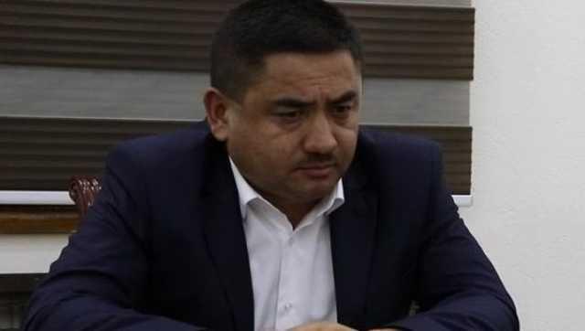 Хокима Андижана уволили после появления в сети скандальных фото