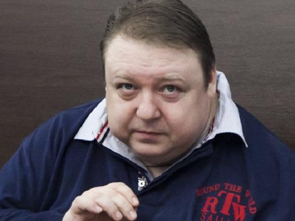 Популярный российский актёр похудел на 100 килограммов: фото до и после