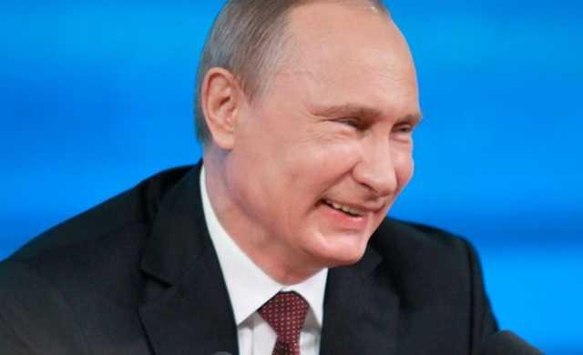 Путин пошутил про предельный президентский возраст. «Пока не дотягиваю»