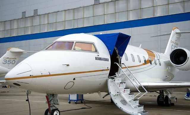 Суд снова арестовал личный самолет экс-владельца Промсвязьбанка Ананьева