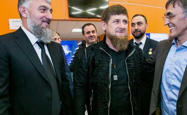 Кадыров рассказал, как тренировался в спортзале под руководством депутата Госдумы