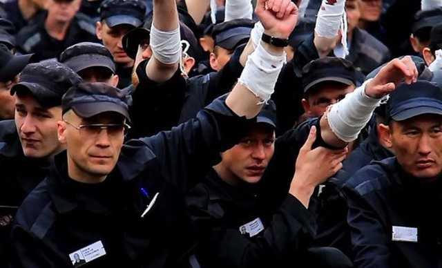 Бунт в ИК- 2: родственники говорят о 200 «вскрывшихся», ГУФСИН — о нескольких царапинах