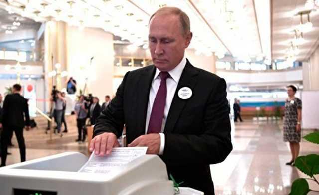 Путин проголосовал за кандидата, который проиграл на выборах в Мосгордуму