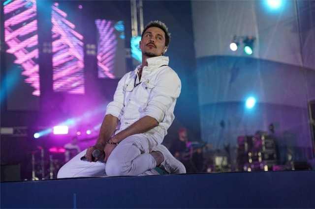 «Я оплошал». Билан извинился за нетрезвое поведение на концерте в Самаре
