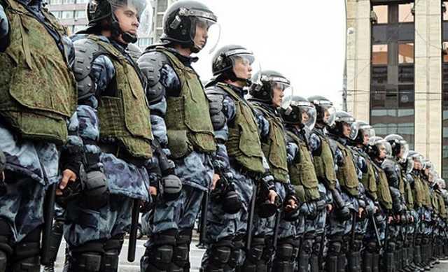 Правоохранители разыскивают последователей блогера Синицы