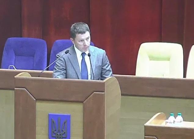 В Запорожье дом нового губернатора Туринка строили как «оздоровительный комплекс»