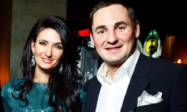 Снежана Георгиева и ее рейдер Артем Зуев