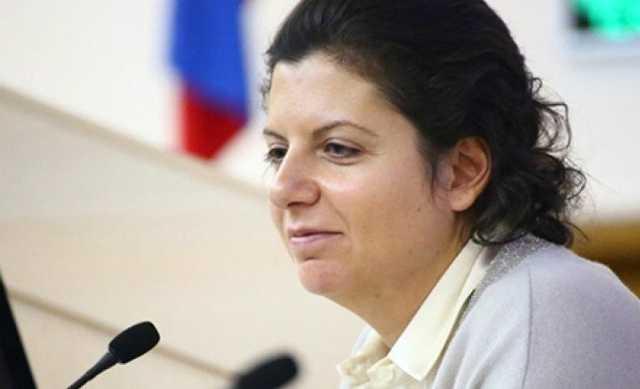 Facebook назвал ошибкой блокировку аккаунта Маргариты Симоньян