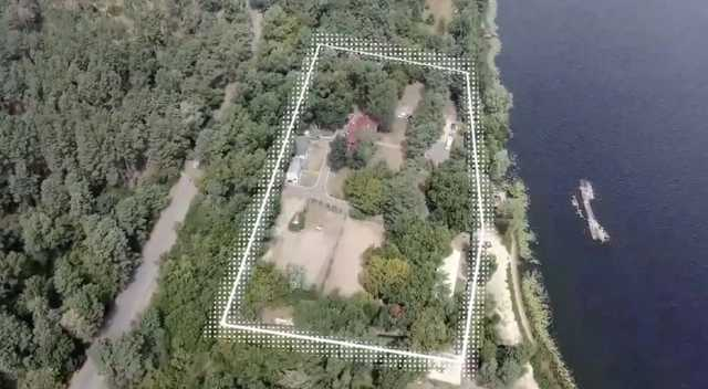 СМИ: Охранная компания Медведчука «захватила» часть Труханова острова в Киеве