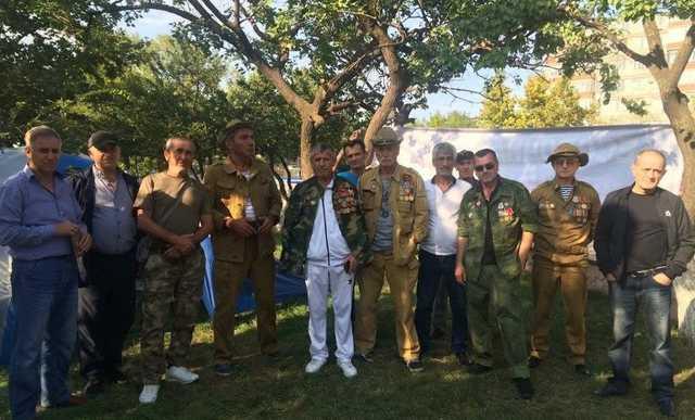 Дагестанские «афганцы» начали бессрочную голодовку в Махачкале