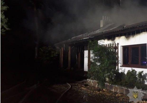 Поджоги дома и авто Гонтаревой совершил друг ее сына — источник