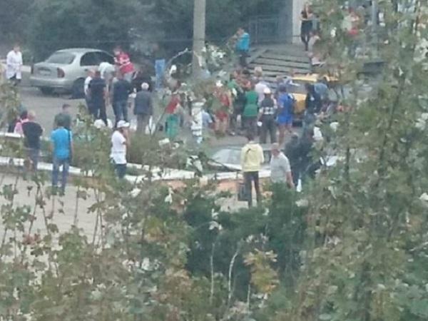 Под Запорожьем расстреляли замглавы Акимовской ОТГ: первые детали и фото с места происшествия