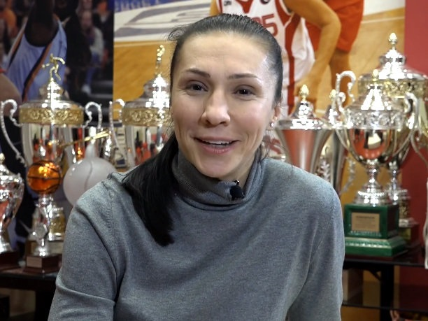 Бенефициар белизкой компании - российская баскетболистка Анна Архипова-фон Калманович