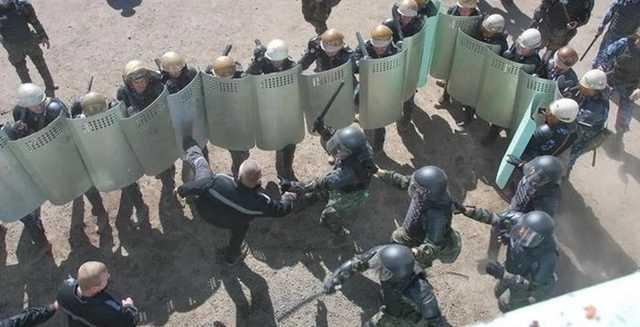 Воры в законе устроили бунт в колонии на Кавказе