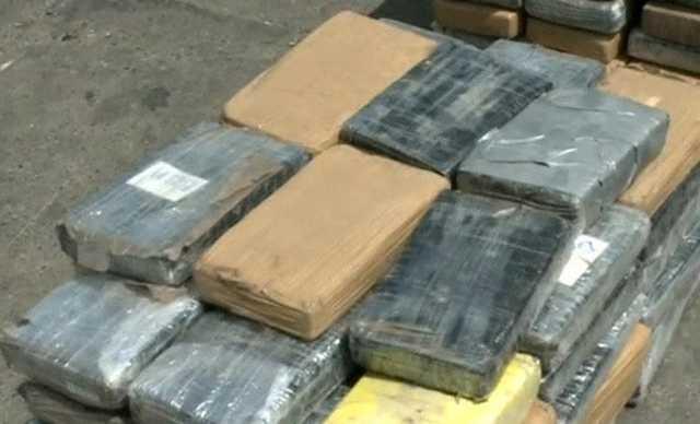 В Колумбии изъяли 8 тонн кокаина на $500 млн