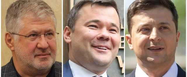 Зеленский и Богдан рискуют стать «слугами Коломойского» — «Зеркало недели»