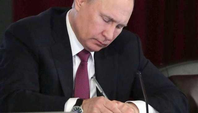 Бюджетные расходы на Путина и его администрацию за три года превысят 100 млрд рублей