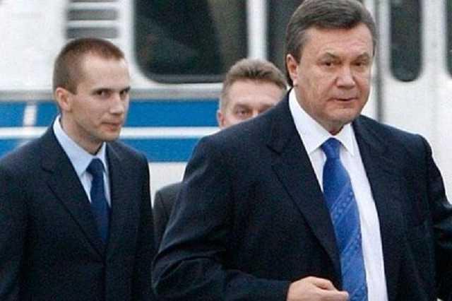 Александр Янукович обвинил Порошенко в захвате его активов