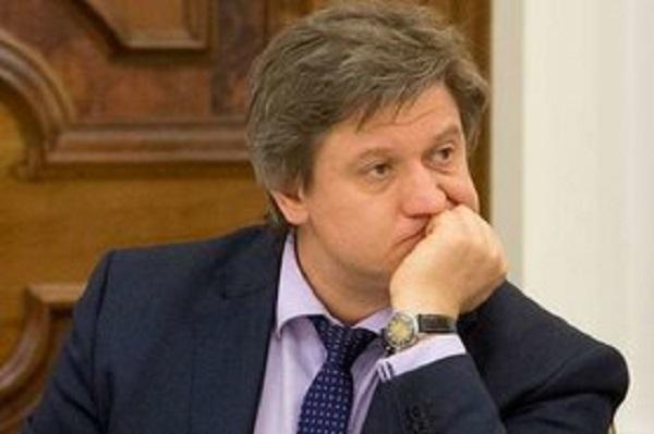 В декларации Данилюка найдены недостоверные сведения на сумму 1,6 млн грн, - НАПК