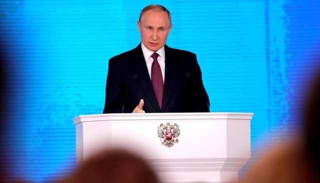 Послания Путина Федеральному собранию обойдутся бюджету в 217 миллионов рублей