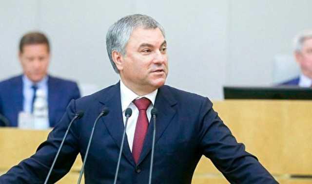 «Трансперенси» выяснила, чьи интересы лоббируют Володин и другие влиятельные депутаты Госдумы