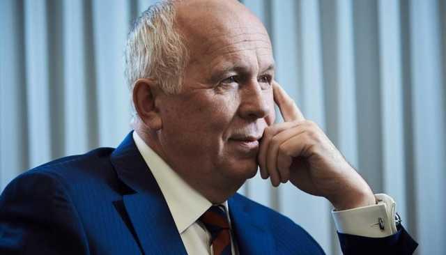 Путин присвоил своему другу Чемезову звание Героя России