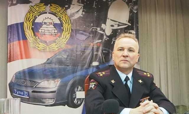 Экс-глава УГИБДД Тульской области избежал уголовной ответственности