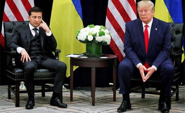 В США рассказали, чего не хватает в расшифровке переговоров Зеленского с Трампом