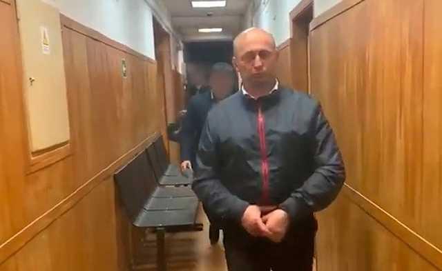 Арестованный начальник угрозыска Приморья уволен