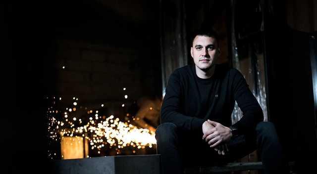 Бетон для Элджея: как предприниматель из Донецка зарабатывает миллионы на брутальной мебели