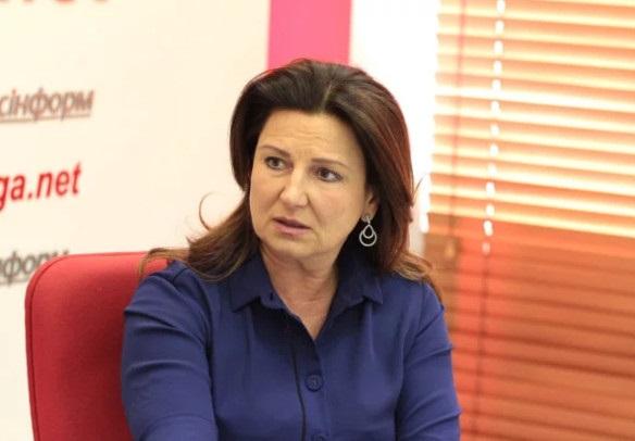 Экс-депутатка Инна Богословская попала в ДТП в Киевской области