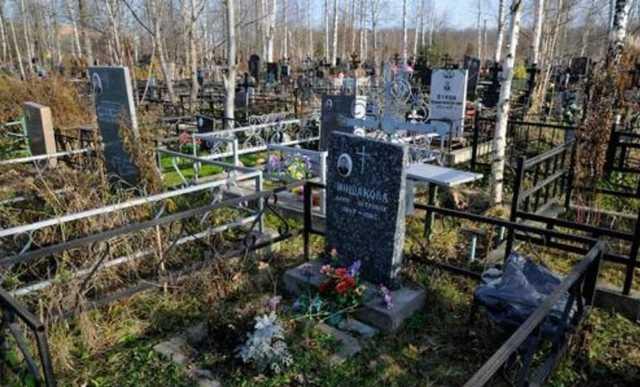 Полиция опровергла штурм Хованского кладбища