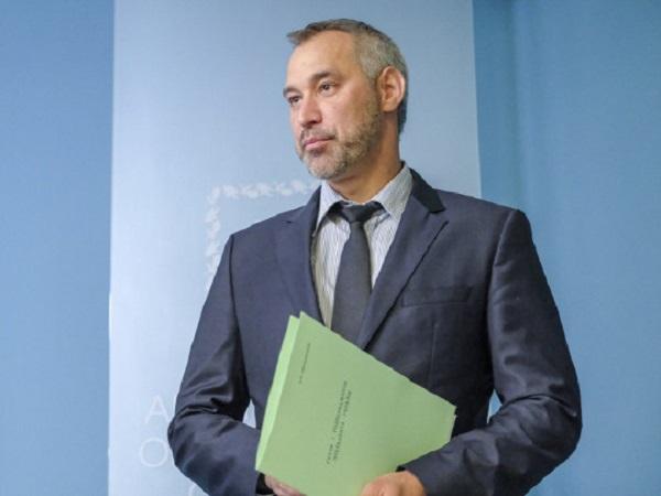 Рябошапка заявил о пересмотре дел, касающихся сына Байдена