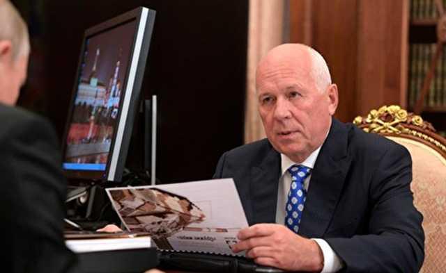 Песков прокомментировал сообщения о тайном присвоении Героя России Сергею Чемезову