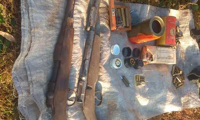 В Мордовии нашли тайник оружия ОПГ «Юго-Запад»