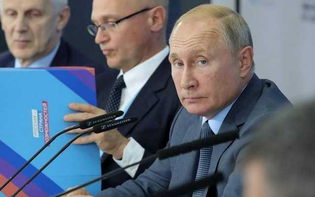 Путин задумался над идеей создать медицинскую госкорпорацию