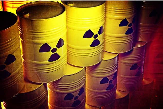 Россия берет под контроль строительство завода по изготовлению ядерного топлива в Украине