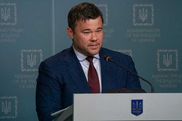 СМИ: Богдан помогал Януковичу узурпировать власть