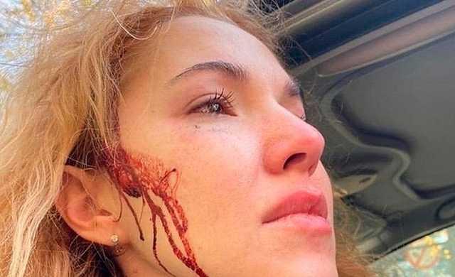 В Казани охранник набросился на девушку, которая отказалась убрать машину с парковки