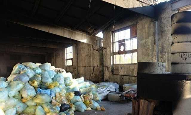 В центре Кургана нашли подпольный крематорий и останки людей