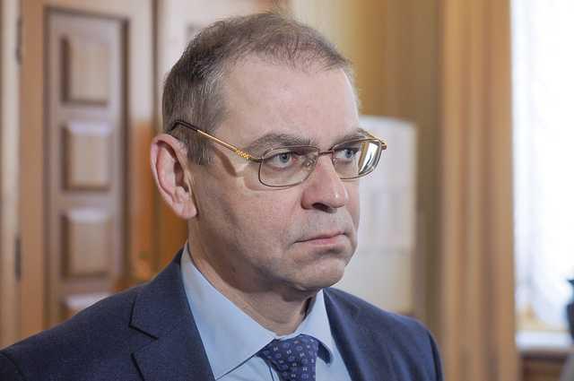 """Жена Пашинского впервые рассказала """"свою правду"""" Ганапольскому (ВИДЕО)"""