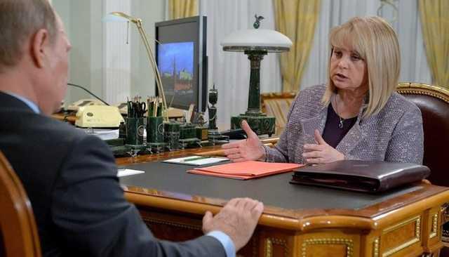 Глава ЦИК рассказала Путину о беспрецедентных нарушениях в ходе муниципальной избирательной кампании в Санкт-Петербурге