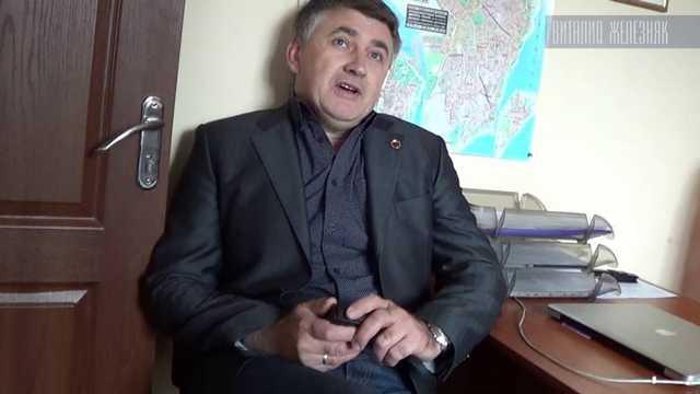 Главного дорожника Одессы освободили от уголовной ответственности за халатность