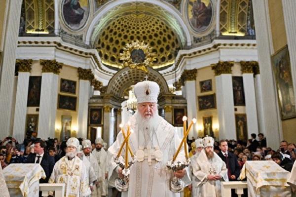 Патриарх Кирилл заявил, что либерализм — это «в каком-то смысле» грех