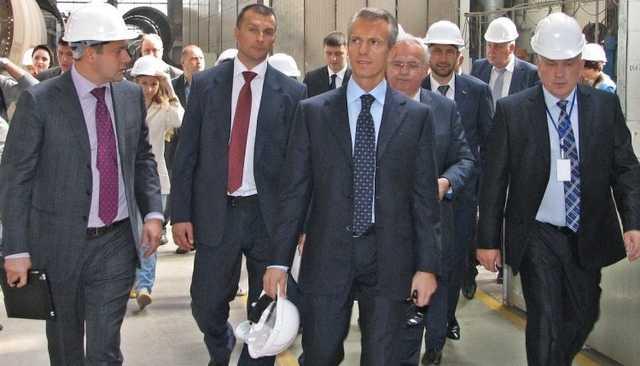 Хорошковский пошел на банковское дело