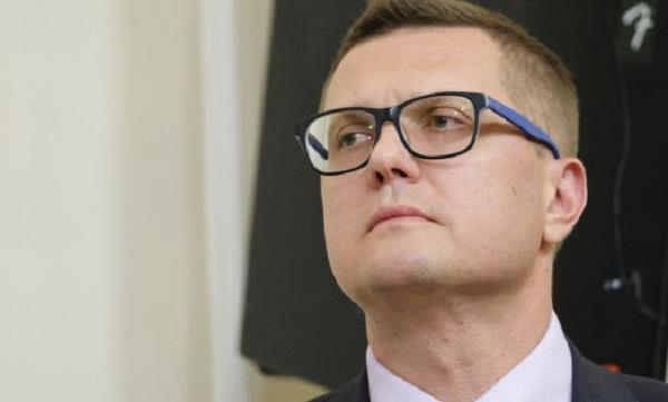 Фирмы жены Баканова фигурировали в деле СБУ - СМИ